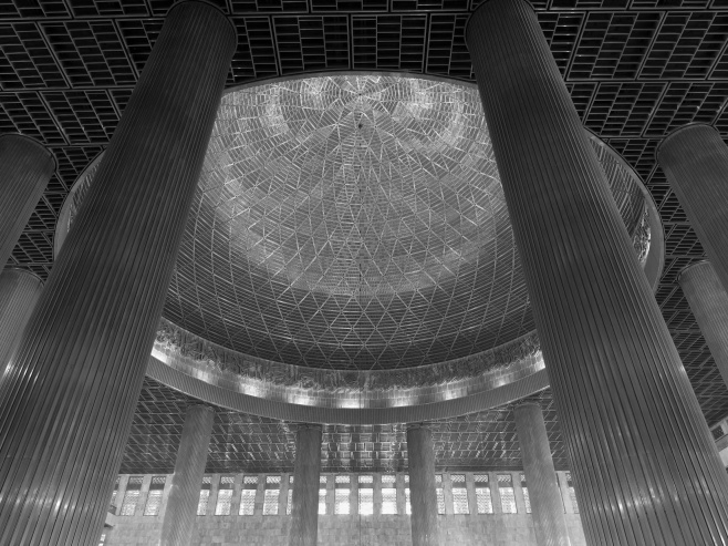 Jakarta Istiqlal mosque